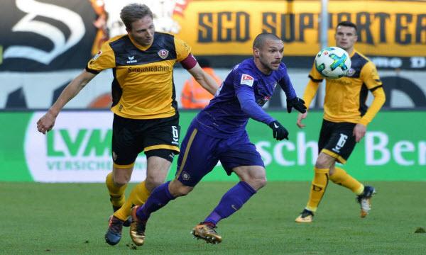 Bóng đá - Dynamo Dresden vs Erzgebirge Aue 23h30 ngày 19/10