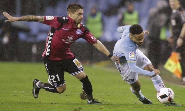 Bóng đá - Alaves vs Celta Vigo 24/02/2019 00h30