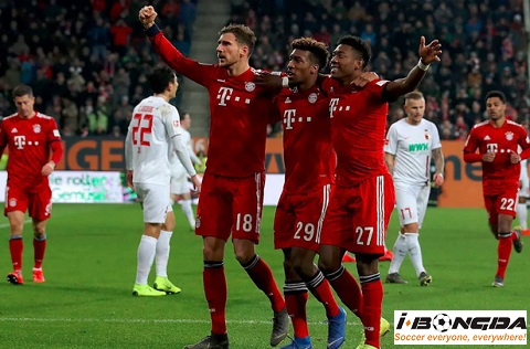 Dự đoán nhận định Bayern Munich vs Augsburg 21h30 ngày 08/03