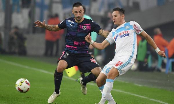 Bóng đá - Marseille vs Bordeaux 03h00 ngày 17/12