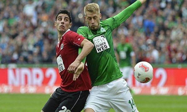Phân tích Werder Bremen vs Hannover 96 1h30 ngày 25/7