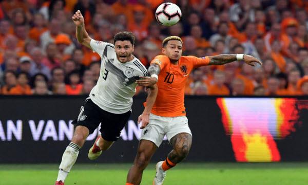 Bóng đá - Đức vs Hà Lan 02h45 ngày 20/11