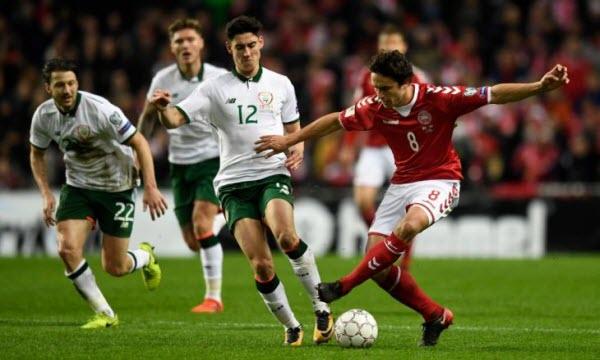 Bóng đá - Đan Mạch vs CH Ireland 02h45 ngày 20/11