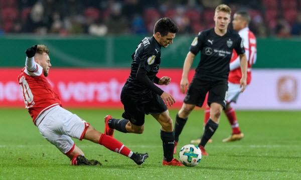 Bóng đá - Mainz 05 vs VfB Stuttgart 21h30, ngày 20/01