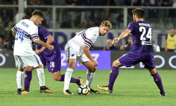 Bóng đá - Fiorentina vs Sampdoria 21h00 ngày 20/01