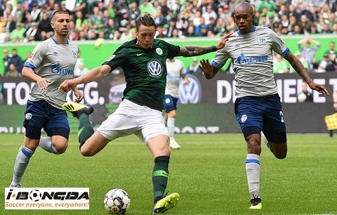 Bóng đá - Schalke 04 vs Wolfsburg 20h30 ngày 20/06