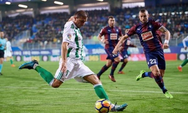 Bóng đá - Real Betis vs Girona 18h00 ngày 20/01