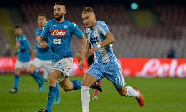 Bóng đá - Napoli vs Lazio 02h30 ngày 21/01