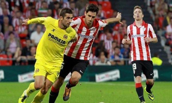 Bóng đá - Athletic Bilbao vs Villarreal 3h ngày 22/2