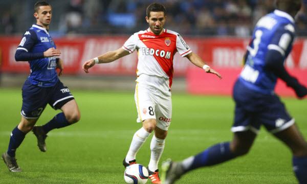 Bóng đá - ES Troyes AC vs Monaco 18h ngày 29/8