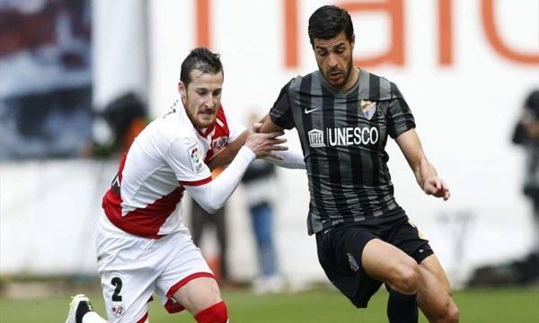 Bóng đá - Malaga vs Rayo Vallecano 3h ngày 22/2