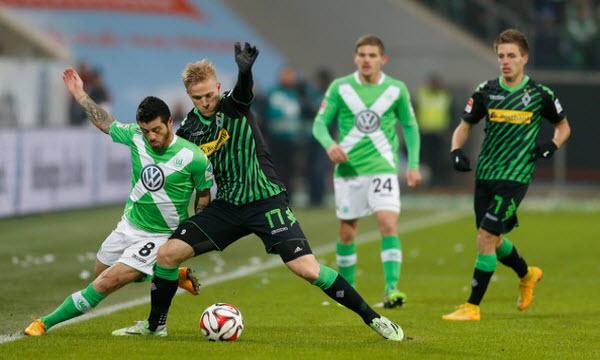 Bóng đá - Monchengladbach vs Wolfsburg 01h30, ngày 21/04