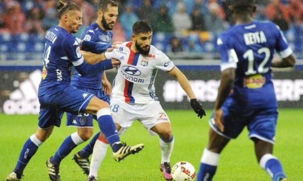 Bóng đá - Dijon vs Lyon 02h00, ngày 21/04