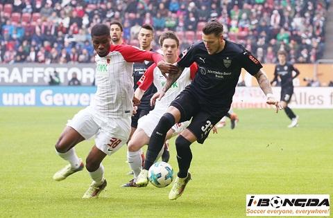 Bóng đá - Augsburg vs VfB Stuttgart 20h30 ngày 20/04