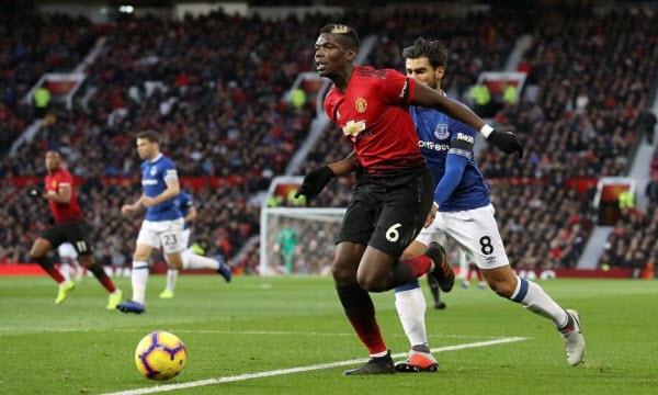 Bóng đá - Everton vs Manchester United 19h30 ngày 21/04
