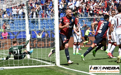 Bóng đá - Genoa vs Torino 20h00 ngày 20/04