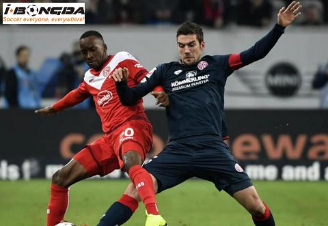 Bóng đá - Fortuna Dusseldorf vs Mainz 05 20h30 ngày 19/10
