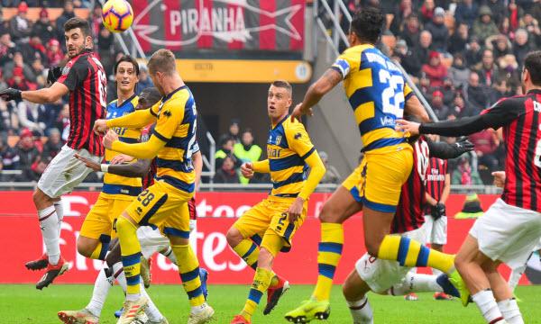 Dự đoán nhận định Parma vs AC Milan 21h00 ngày 01/12