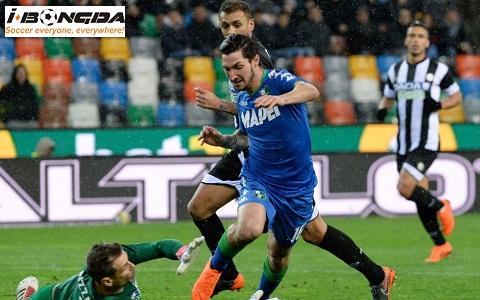 Dự đoán nhận định Udinese vs US Sassuolo Calcio 18h30 ngày 12/01