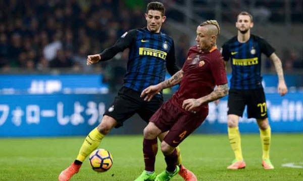 Bóng đá - Inter Milan vs AS Roma 01h30 ngày 21/04