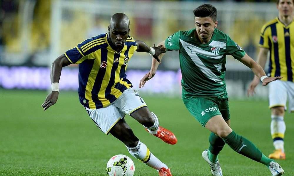 Bóng đá - Bursaspor vs Fenerbahce 00h00 ngày 22/01