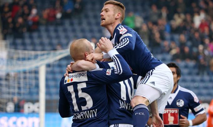Bóng đá - Luzern vs Young Boys 22h ngày 28/2