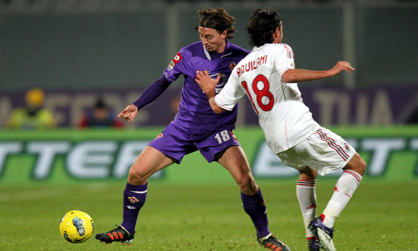 Bóng đá - AC Milan vs Fiorentina 22/12/2018 21h00