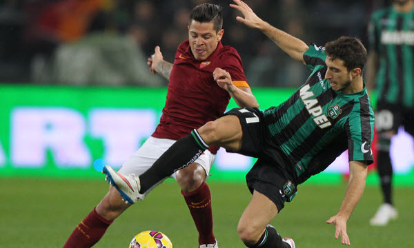 8Live nhận định US Sassuolo Calcio vs AS Roma 01h30 ngày 19/05