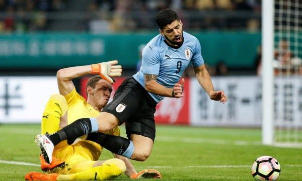 Bóng đá - Uruguay vs Saudi Arabia 22h00, ngày 20/06