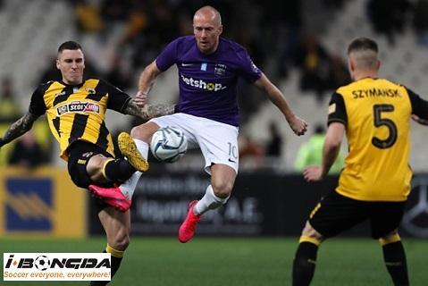 Bóng đá - Aris Thessaloniki vs AEK Athens 19h ngày 11/4