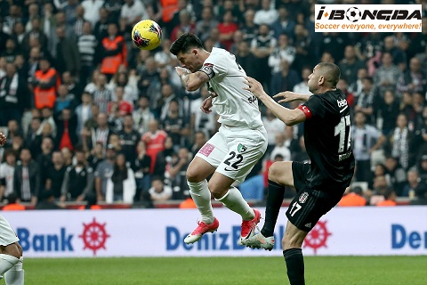 Bóng đá - Denizlispor vs Besiktas JK 0h ngày 27/10