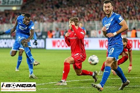 Bóng đá - Hoffenheim vs Union Berlin 20h30 ngày 22/8