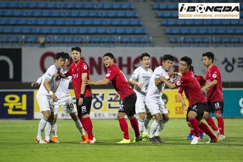 Nhận định dự đoán Sangju Sangmu Phoenix vs Seongnam FC 17h ngày 12/9