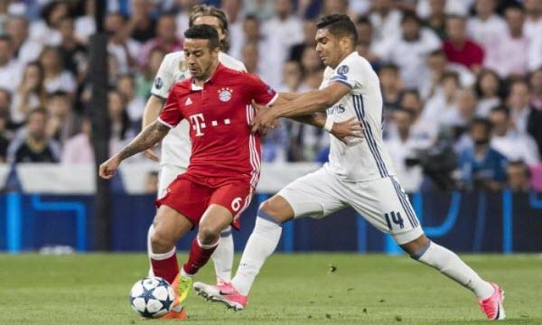 Bóng đá - Bayern Munich vs Real Madrid 07h00 ngày 21/07