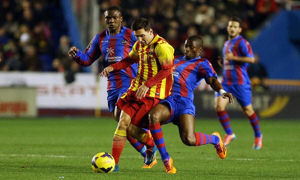 Bóng đá - Thông tin trước trận cầu đinh: Barcelona vs Levante
