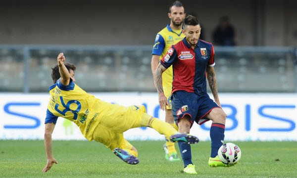 Bóng đá - Chievo vs Genoa 21h00 ngày 24/02
