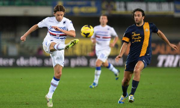 Dự đoán nhận định Hellas Verona vs Sampdoria 22h59 ngày 05/10