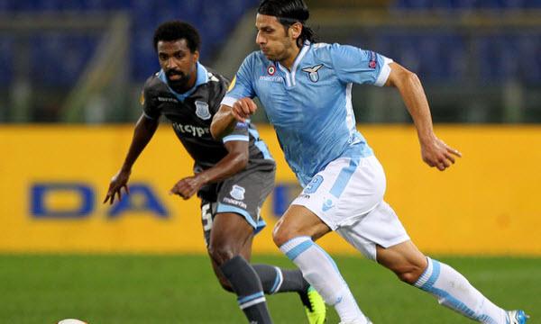 Bóng đá - Lazio vs Apollon Limassol FC 23h55, ngày 20/09