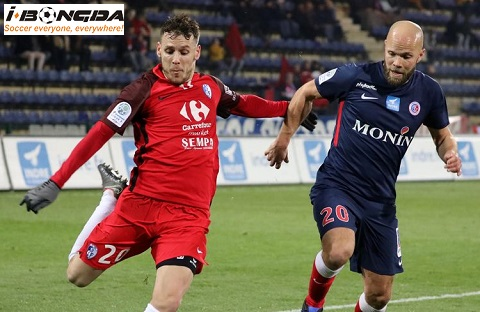 Chateauroux vs Grenoble 01h00 ngày 21/09