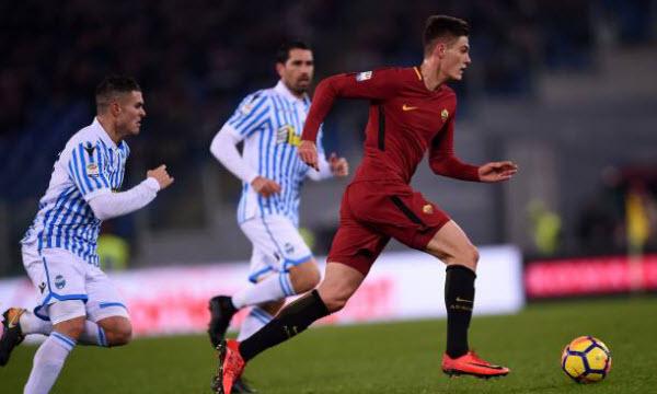 Bóng đá - Spal vs AS Roma 17/03/2019 00h00