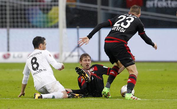 Bóng đá - Hannover 96 vs Bayer Leverkusen 11/03/2019 00h00