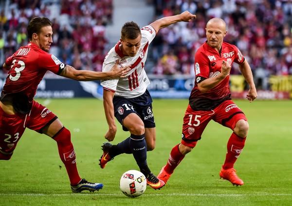 Bóng đá - Dijon vs Lille OSC 01h00 ngày 21/10