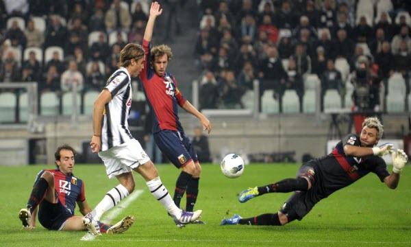 Bóng đá - Juventus vs Genoa 22h59 ngày 20/10