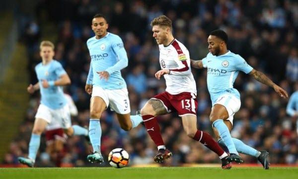 Bóng đá - Manchester City vs Burnley 21h00 ngày 20/10
