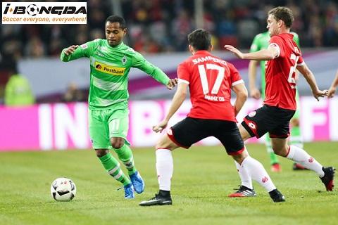 Bóng đá - Monchengladbach vs Mainz 05 23h00 ngày 21/10