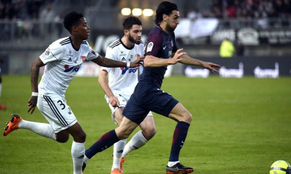 Bóng đá - Paris Saint Germain vs Amiens 22h00 ngày 20/10