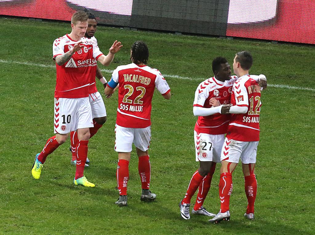 Bóng đá - Angers SCO vs Stade Reims 28/04/2019 20h00