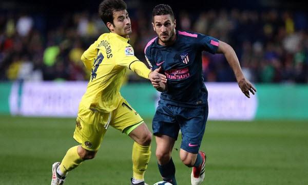 Bóng đá - Atletico Madrid vs Villarreal 24/02/2019 22h15