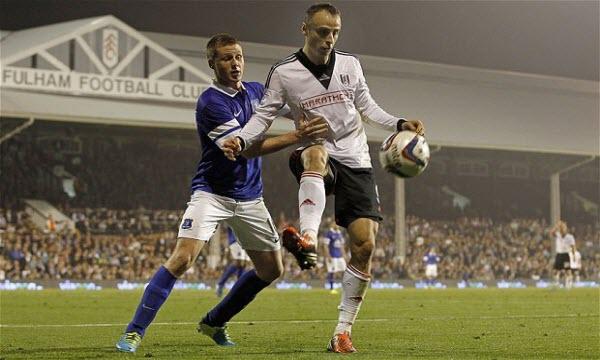 Bóng đá - Cardiff City vs Fulham 21h00 ngày 20/10