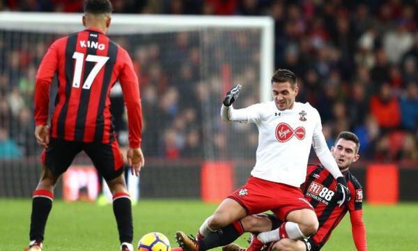 Bóng đá - AFC Bournemouth vs Southampton 21h00 ngày 20/10